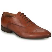 Chaussures Homme Richelieu André DOWNTOWN Cognac
