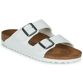 Chaussures Femme Mules Birkenstock ARIZONA Blanc
