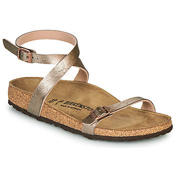 Chaussures Femme Sandales et Nu-pieds Birkenstock DALOA Bronze