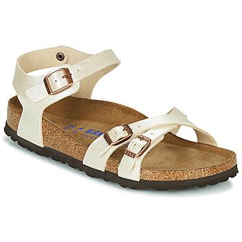 Chaussures Femme Sandales et Nu-pieds Birkenstock KUMBA SFB Beige