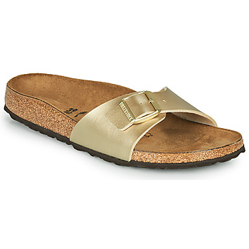 Chaussures Femme Mules Birkenstock MADRID Gold (Or)