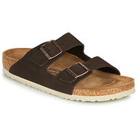 Chaussures Homme Mules Birkenstock ARIZONA LEATHER Marron