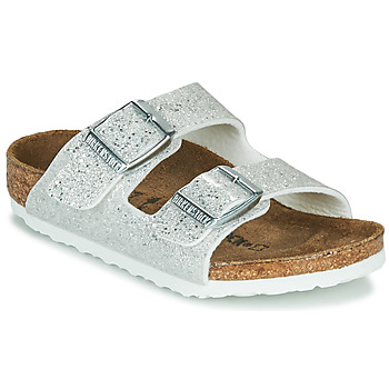 Chaussures Fille Mules Birkenstock ARIZONA Cosmic Sparkle White