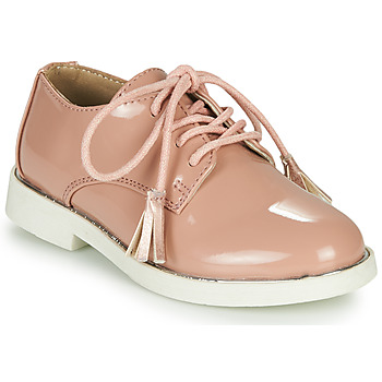 Chaussures Fille Derbies André ROSINE Rose
