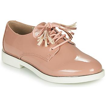 Chaussures Fille Derbies André ROSINE Rose