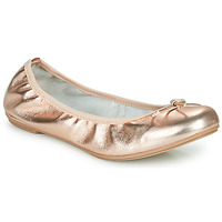 Chaussures Fille Ballerines / babies André AVA Rose
