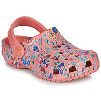 Chaussures Femme Sabots Crocs LIBERTY LONDON X CLASSIC LIBERTY GRAPHIC CLOG K Rose