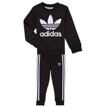 Vêtements Enfant Ensembles enfant adidas Originals LOKI Noir