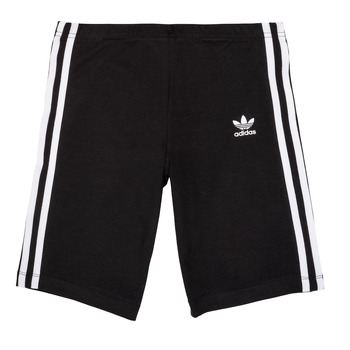 Vêtements Fille Shorts / Bermudas adidas Originals EDDY Noir