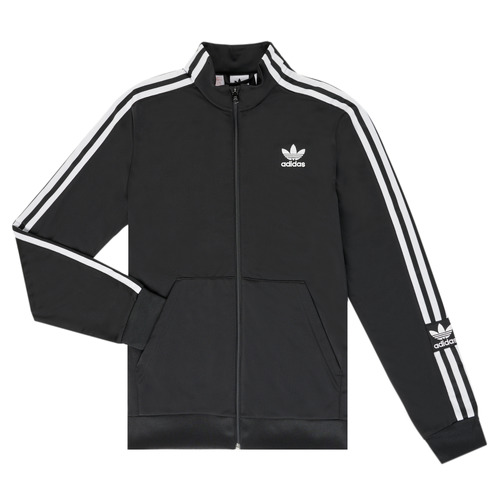Vêtements Garçon Vestes de survêtement adidas Originals MARIEME Noir