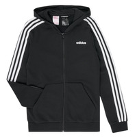 Vêtements Fille Sweats adidas Performance GOMELLO Noir