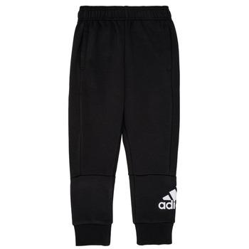 Vêtements Garçon Pantalons de survêtement adidas Performance MARTA Noir