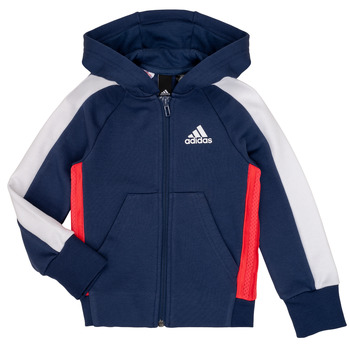 Vêtements Fille Sweats adidas Performance ADELIA Marine