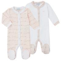 Vêtements Fille Pyjamas / Chemises de nuit Emporio Armani Alec Rose
