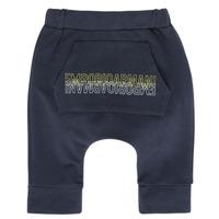 Vêtements Garçon Pantalons de survêtement Emporio Armani Avery Marine