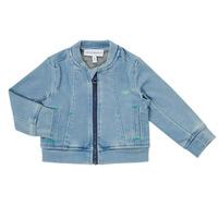 Vêtements Garçon Vestes / Blazers Emporio Armani Alfred Bleu