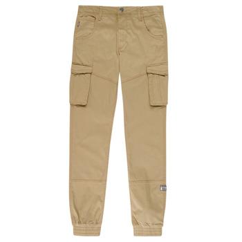 Vêtements Garçon Pantalons cargo Name it NITBAMGO Beige