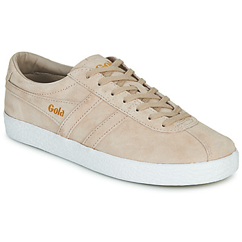 Chaussures Femme Baskets basses Gola TRAINER SUEDE Rose / blanc