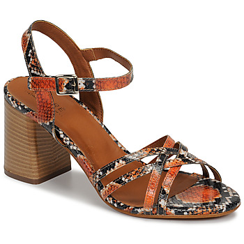 Chaussures Femme Sandales et Nu-pieds André BRYNN Orange