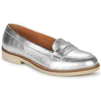 Chaussures Femme Mocassins André EFIGINIA Argenté