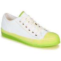 Chaussures Femme Baskets basses André HAIZEA Vert