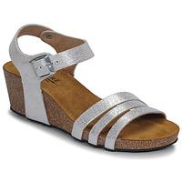 Chaussures Femme Sandales et Nu-pieds André BAHAMAS Argenté