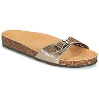 Chaussures Femme Sandales et Nu-pieds André BRIONI Doré