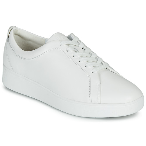 Chaussures Femme Baskets basses FitFlop RALLY SNEAKERS Blanc