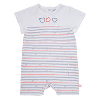 Vêtements Enfant Combinaisons / Salopettes Noukie's NOLAN Multicolore