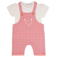 Vêtements Fille Ensembles enfant Noukie's MINO Rose