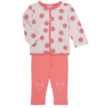 Vêtements Fille Ensembles enfant Noukie's OSCAR Rose