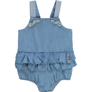 Vêtements Fille Combinaisons / Salopettes Carrément Beau KYAN Bleu
