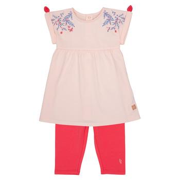 Vêtements Fille Ensembles enfant Carrément Beau AIMEE Rose