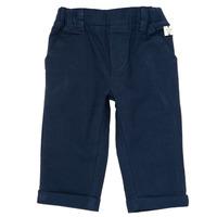 Vêtements Garçon Pantalons 5 poches Carrément Beau ORNANDO Bleu
