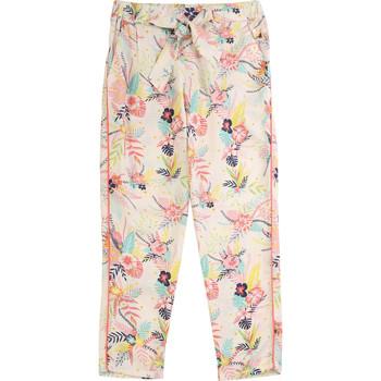 Vêtements Fille Pantalons 5 poches Carrément Beau WILLIAM Bleu