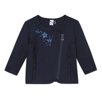 Vêtements Fille Gilets / Cardigans 3 Pommes TEVAI Bleu