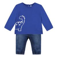 Vêtements Garçon Ensembles enfant 3 Pommes GABRIEL Bleu