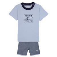 Vêtements Garçon Ensembles enfant Timberland AXEL Bleu