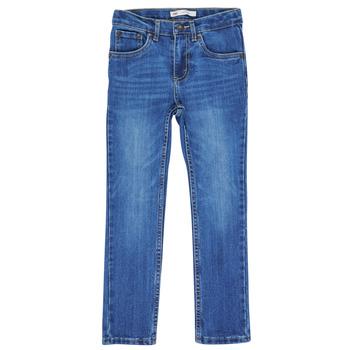 Vêtements Garçon Jeans skinny Levi's 510 BI-STRETCH Calabasas
