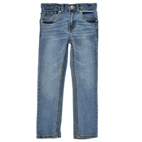 Vêtements Garçon Jeans skinny Levi's 510 SKINNY FIT Bleu medium