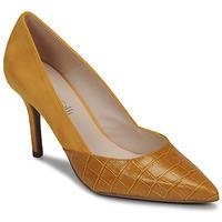 Chaussures Femme Escarpins Fericelli MARIA Jaune