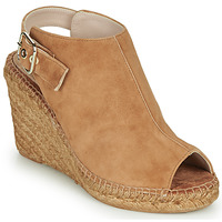 Chaussures Femme Sandales et Nu-pieds Fericelli MAUD Camel