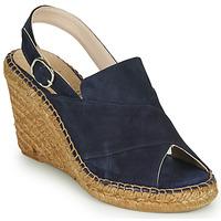Chaussures Femme Sandales et Nu-pieds Fericelli MICHEL Marine