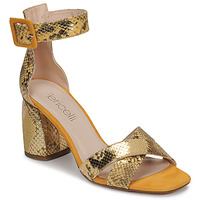 Chaussures Femme Sandales et Nu-pieds Fericelli JEZI Jaune
