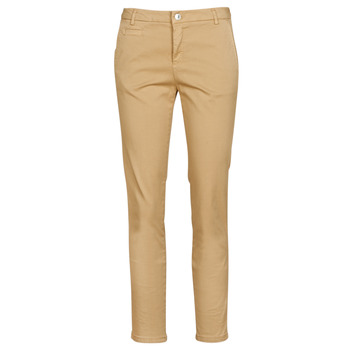 Vêtements Femme Chinos / Carrots Benetton  Beige
