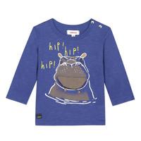 Vêtements Garçon T-shirts manches courtes Catimini MEYER Bleu