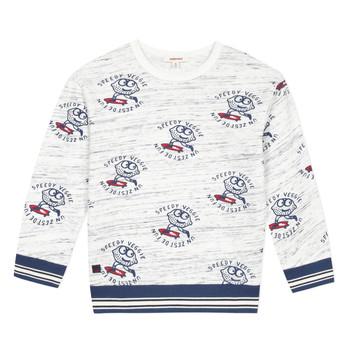 Vêtements Garçon Sweats Catimini KATEL Blanc