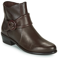 Chaussures Femme Boots Caprice LINTINE Marron