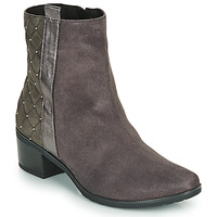 Chaussures Femme Boots Caprice LINITANE Gris