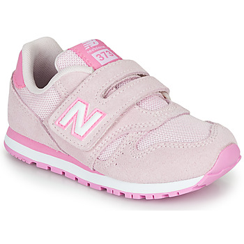 Chaussures Enfant Baskets basses New Balance YV373SP Rose